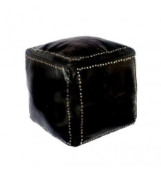 https://babouches.net/gb/black-square-leather-pouffe-with-silver-buttons