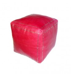 https://babouches.net/gb/red-square-leather-pouffe-with-silver-buttons