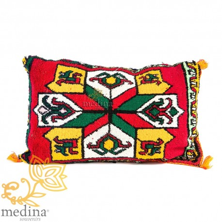 Vintage pillow designs hand woven