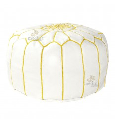 https://babouches.net/gb/moroccan-white-and-gold-leather-pouffe-moroccan-design-pouf-leather-ottoman-poof-hassock-footstool-beanbag-leather-pillow