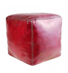 https://babouches.net/gb/moroccan-burgundy-moroccan-square-pouffe-pouf-leather-ottoman-poof-pouffe-pouffes-hassock-footstool-beanbag-leather-pillow