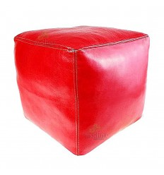 https://babouches.net/gb/moroccan-red-moroccan-square-pouffe-pouf-leather-ottoman-poof-pouffe-pouffes-hassock-footstool-beanbag-leather-pillow