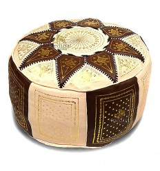 https://babouches.net/gb/ivory-and-chocolate-leather-fassi-pouffe